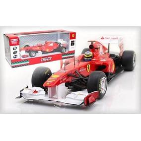 Carrinho Corrida Rc F1 Mjx Ferrari F150 Fórmula1 Damadores