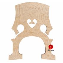 Cavalete Em Maple Envelhecido Violoncelo Cello 4/4 Francês