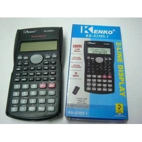 Calculadora Kenko Cientifica Kk-82ms 2 Lin 240 Funções Li@