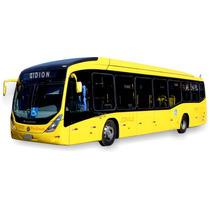 Balanceamento Dinâmico Pneu Ônibus Busscar Caio 295/80r24.5