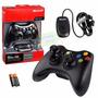 Joystick Xbox 360 Original Control Inalabrico Pc Microsoft