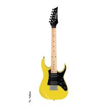 Guitarra Ibanez Grgm 21 M Yl