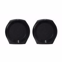 Bocinas Estéreo Perfect Choice 6w Black Loudspeaker