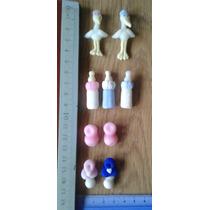 Miniaturas Aplique Porcelana Fria Accesorios Bebes