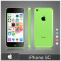 Celular Iphone 5c 16gb Verde Desbloqueado Pronta Entrega