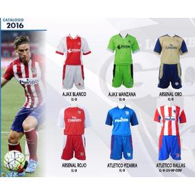 Uniformes De Futbol Todos Los Equipos. Marca Gool