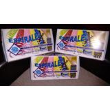 15 Cajas De Espiralex,espiral Plastico, Para Engargolar....