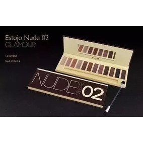 Maquiagem Paleta Kit Nude 2 Vivai 12 Sombras = Naked+pincel