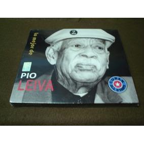 Pio Leiva - Cd + Dvd - Lo Mejor De... (cuban All Stars)