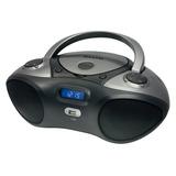 Radiograbador 150w Sanyo Mdx 1600 Con Entrada Usb Y Mp3