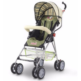 Coche Paraguas Bebesit Modelo 1062 Buggy Reclinable 71-535