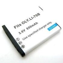Bateria Reemplazo Olympus Li-70b Nueva Pila