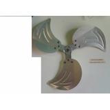 Aspa Metálicas De Aluminio Ventiladores Pattom 10 Y 12 Mm