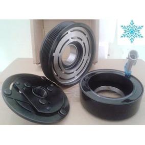 Conjunto De Embreagem Compressor V5 Gm Corsa 94 95 96 97 98