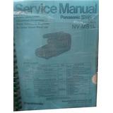 Manual De Servicio Videocámara Panasonic Nv-ms1