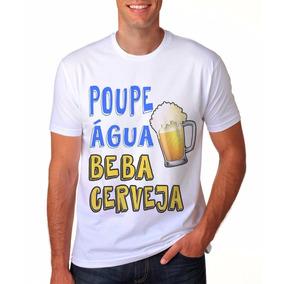 Camisa Gola Careca 100% Poliester Personalizada De Carnaval