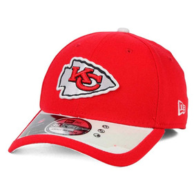 Jefes Kansas City New Era Gorra Nfl 39thirty On Field S/m