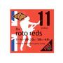 Encordado Guitarra Electrica Rotosound R11 Roto Reds 011-048