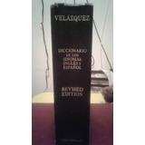 Velazquez Dicccionario Ingles Y Español