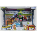 The Grossery Gang Yucky Mart Playset Trash Pack Val 69007
