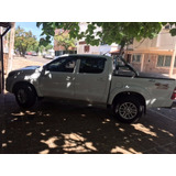 Vendo Impecable Toyota Hilux Srv At