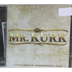 Cd Mr. Kurk - Top Music 2015 (original E Lacrado)