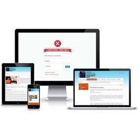 Diseño Web Básico, Paginas Web Económicas, Web Inicio