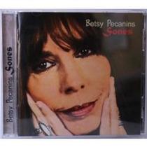 Cd Primer Y Única Edición Betsy Pecanins Sones 2009
