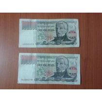 100.000 Pesos Ley Serie A O B Sin Circular