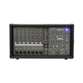 Phonic Powerpod 740p Mixer Amplificado Cabeçot Frete Grátis