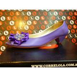 Ballerinas Corre Lola Cuero Art 9877 Oferta $299 Talle 40