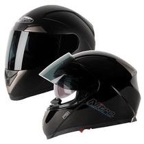 Casco Nitro Ff303 Integral B Doble Visor En Freeway Motos !!