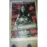 Marcela Lopez Rey Afiche Los Perturbados