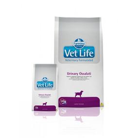 Ração Farmina Vet Life Urinary Ossalati Cães Adultos 10kg