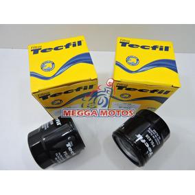 Filtro Oleo Tecfil = Ph6017 Kawasaki Ninja650r Er6-n Versys6