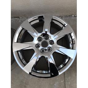 Rin 20 Cromado Para Cadillac Srx 2010-2014 Originales Usado