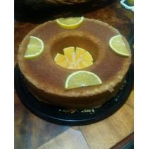 Delicioso Pan De Naranja