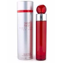 Perfume Perry Ellis 360 Red Caballeros 100ml Mayor Y Detal