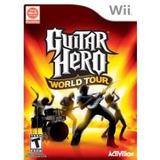 Juego Guitar Hero World Tour Juego Wii Nuevo Blakhelmet E