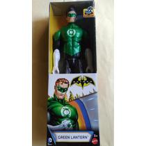 Figura De 30 Cm Linterna Verde (green Lantern)