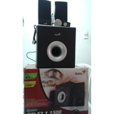Cornets Genius 3pzas Sonido F Adaptas Celular Mp3 Pc