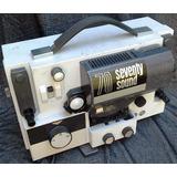 Proyector Eumig Seventy Sound 8mm - Austria - Funcionando