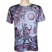 Camiseta São Jorge Castelo