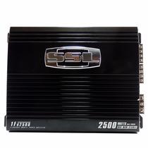 Planta De Sonido Para Carro 2500 Watts, Monoblock