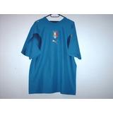 Jersey Original Seleccion De Italia 2006 Importado