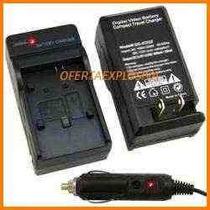 Cargador C/smart Led P/bateria Slb-07a Camara Samsung Tl225