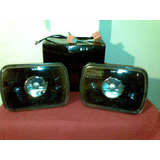 Faros Luces Universales 7x6 Proyectores Toyota Pick Up