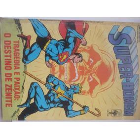 Hq Super-homem # 25 Ed. Abril 1986
