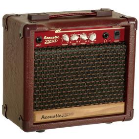 Cubo Amplificador Violão Acoustic V10 Meteoro Frete Grátis