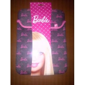 Funda De Neopreno Para Laptop. Barbie Hasta 13 Pulgadas